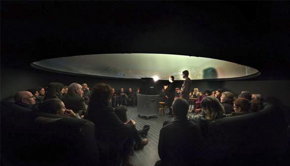 El Museu de Ciències Naturals La Tela estrena planetari